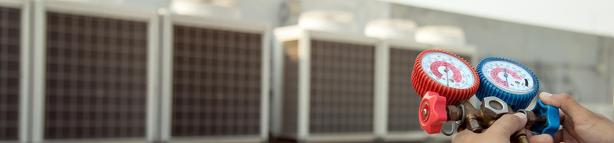 Commercial HVAC Banner